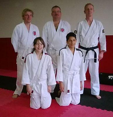 Jiu-Jitsu examens Judo Tan-Ren-Jutsu Finsterwolde