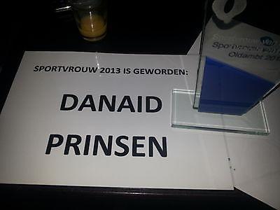 Danaid Prinsen Sport Vrouw van het jaar 2013 in het Oldambt.