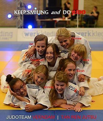 Bronzen plak  op NK Teamkampioenschappen Judo -15 jaar te Nijmegen Finsterwolde