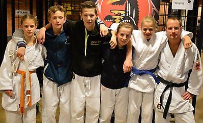 Judo Tan-Ren-Jutsu volop in de prijzen op BVHS Toernooi. Finsterwolde