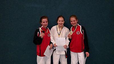 Gouden Noord-Nederlands Judokampioenschap Finsterwolde