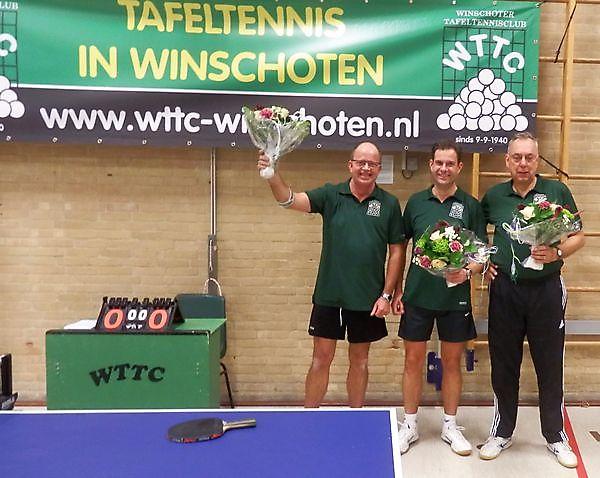 WTTC  3 Kampioen! Winschoten
