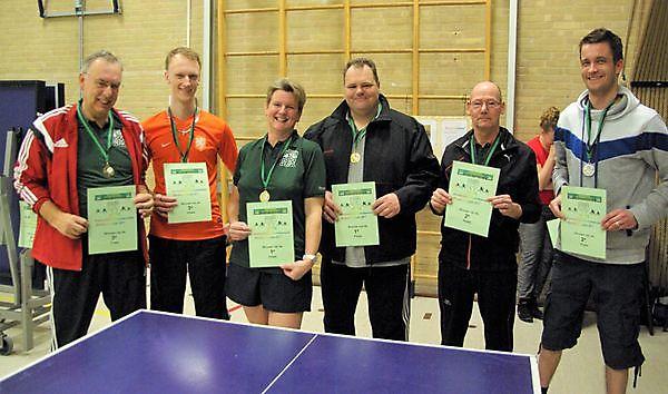 Partnertoernooi, een apart toernooi! Winschoten