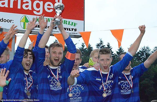 Bellingwolde wint Westerwolds kampioenschap
