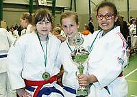 Judo Tan-Ren-Jutsu en Judo Ryu gelegenheidsteams meisjes -12 en -15 scoren op DK voor teams … Finsterwolde