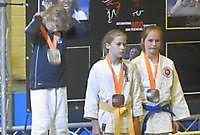 Sarah wint brons in Venray. Finsterwolde