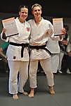 Judo Tan-Ren-Jutsu twee zwarte banders rijker. Finsterwolde