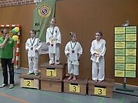 Judogoud voor Judo Tan-Ren-Jutsu uit Lilienthal. Finsterwolde