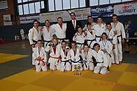 Judoschool Oost-Groningen pakt Oost-Duitse prijzen. Finsterwolde
