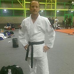 Jeroen ter Veer klaargestoomd voor WK judo. Finsterwolde