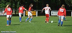 Dames Bellingwolde verliezen met 2-4 van Heiligerlee Oost-Groningen