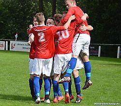 Bellingwolde wint eerste competitie wedstrijd Oost-Groningen