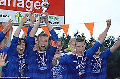 Bellingwolde wint Westerwolds kampioenschap Oost-Groningen