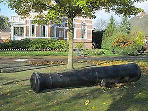 Vesting Nieuweschans Bad Nieuweschans