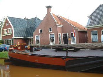 Het Kapiteinshuis Nieuwe Pekela Nieuwe Pekela