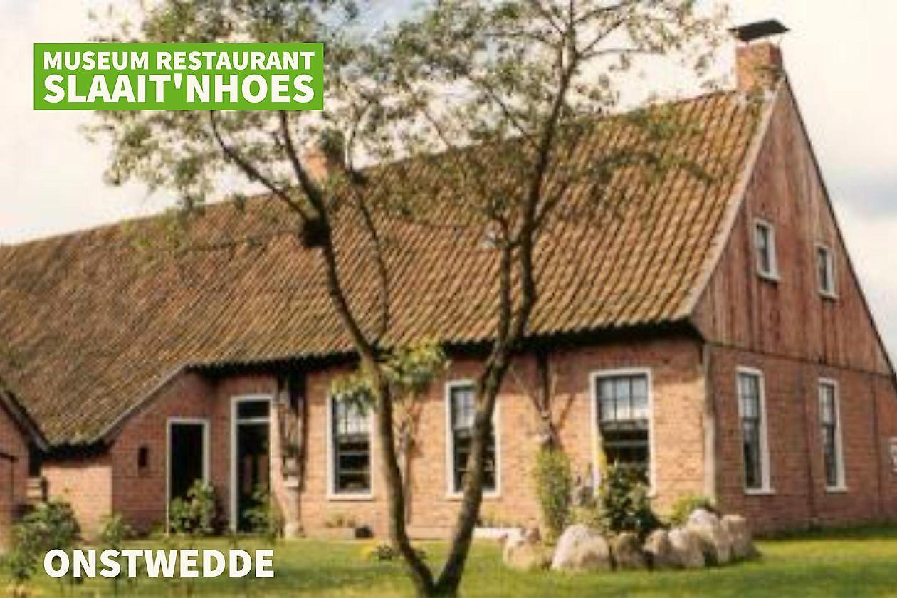 Museum Restaurant Slaait'nhoes Onstwedde