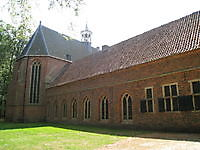ToerismeHistorisch klooster Ter Apel