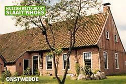 ToerismeMuseum Restaurant Slaait'nhoes Onstwedde